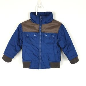Boys Weatherproof Winter Jacket